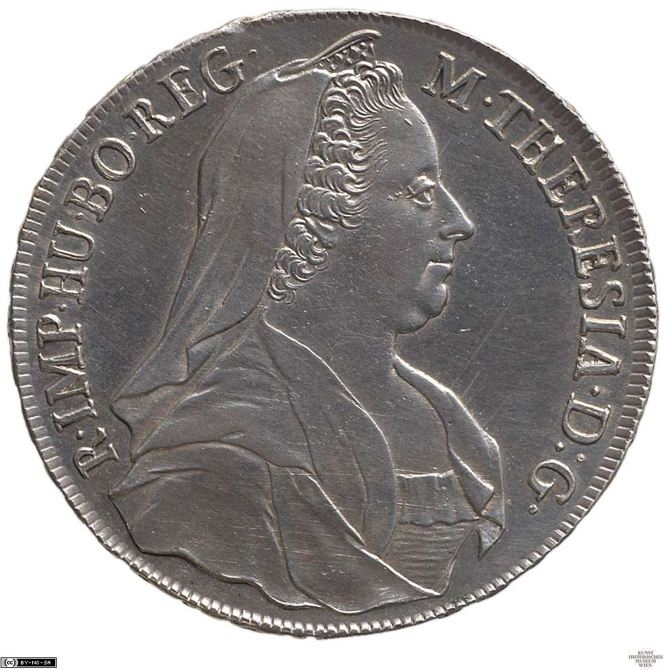Haus Österreich: Maria Theresia